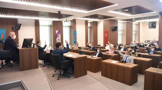 Onikişubat Meclis Toplantısını Gerçekleştirdi