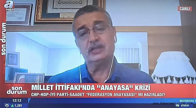 """""""CHP, SP, İYİ Parti terör örgütünün uzantısı olan HDP'ye payandalık yapıyorlar"""""""