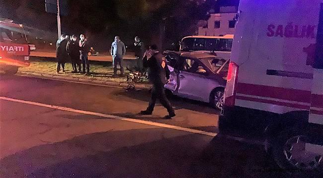 Bir kişinin ölümüne sebep olan 15 yaşındaki ehliyetsiz sürücü tutuklandı