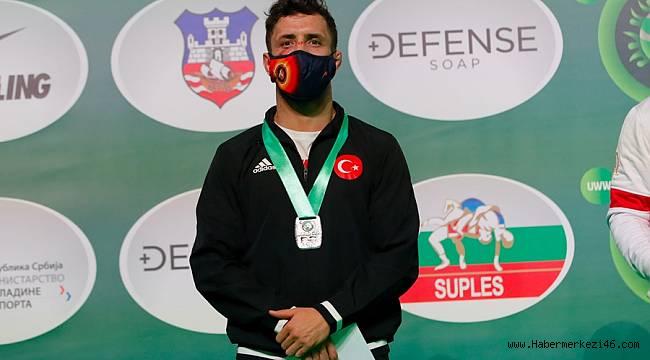 Haydar Yavuz Güreş Dünya Kupasında Gümüş Madalya Kazandı