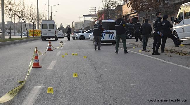 Kahramanmaraş'ta bir kadın silahla eşini yaraladı