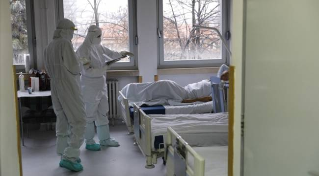 Türkiye'de 7 bin 550 kişinin Kovid-19 testi pozitif çıktı, 168 kişi hayatını kaybetti
