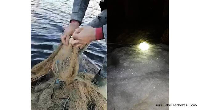 Kahramanmaraş'ta balıkçılarının kirlilik isyanı