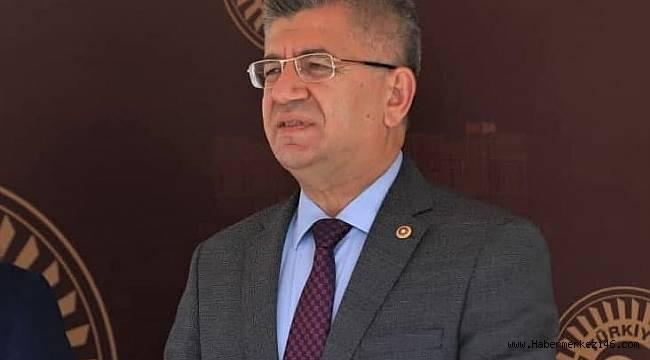 """MHP Milletvekili Aycan, """"Teröristle görüşme olmaz, mücadele olur"""""""