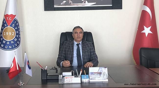 Spor Bilimleri Fakültesi Dekanlığına Prof. Dr. Ökkeş Alpaslan Gençay Atandı