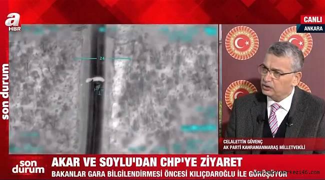"""""""TSK artık kuzey Irak'ta da PKK'yı barındırmayacaktır"""""""