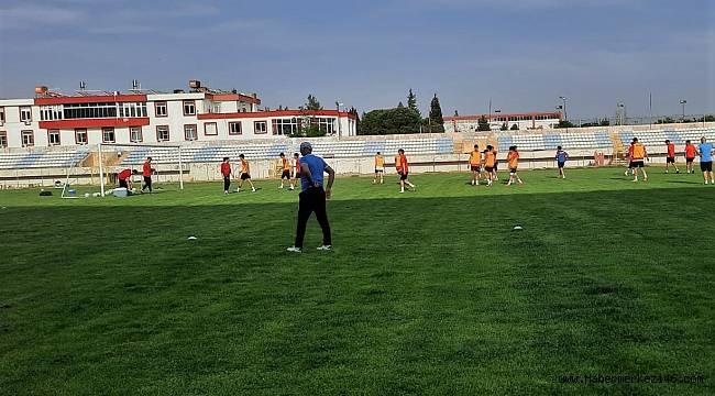 """Bozkurt, """"hedefimiz üçte 3 yaparak ligi tamamlamak"""""""