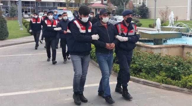 DEAŞ'ın bombacısı Kahramanmaraş'ta yakalandı