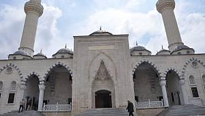 Eshab-ı Kehf Cami Külliyesi hizmete açıldı