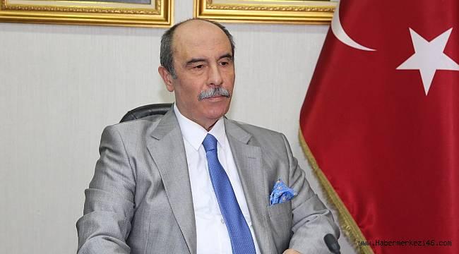 KMTSO Başkanı Balcıoğlu,