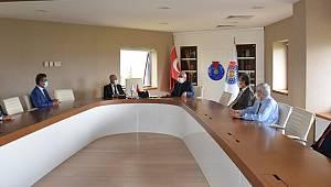 KSÜ Karacasu ve Türkoğlu Yerleşkeleri İstiklal Üniversitesine Devredildi