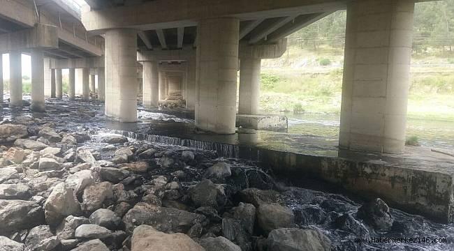 Kahramanmaraş'ta vatandaşlar çevre kirliğini görüntüledi