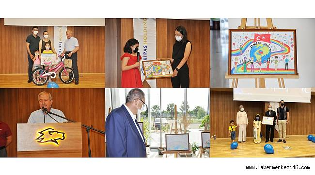 Kipaş Holding 23 Nisan'ı Resim Yarışmasıyla Kutladı