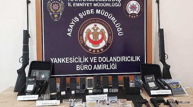 İl Emniyet Müdürü Cebeloğlu Operasyonu Bizzat Yönetti