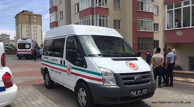 Kahramanmaraş'ta polis memuru intihar etti