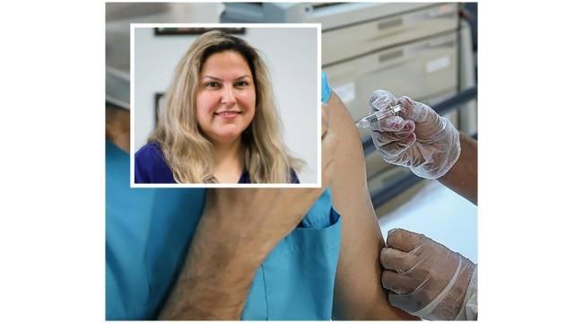 """Prof. Dr. Selma Ateş; """"Aşılama Oranının Yükselmesi Vaka Sayılarını Azaltacak"""""""