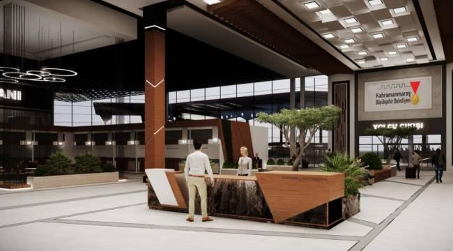 Yeni Terminal Kahramanmaraş'a Çok Yakışacak