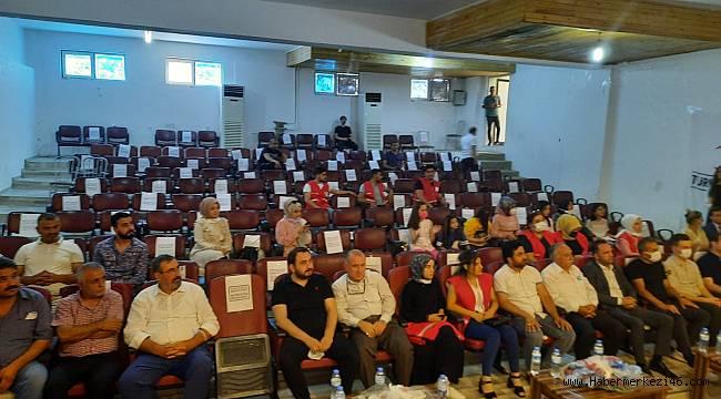 Pazarcık Genç Kızılay'dan 15 Temmuz etkinliği