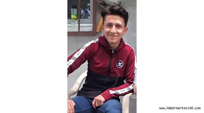 Kahramanmaraş'ta kayıp olarak aranan genç ölü bulundu