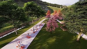 Millet Bahçesi Andırın'a Renk Katacak