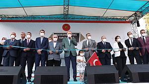 """Cumhurbaşkanı Erdoğan, """"19 yılda Kahramanmaraş'a 38 katrilyon lira tutarında yatırım yaptık"""""""