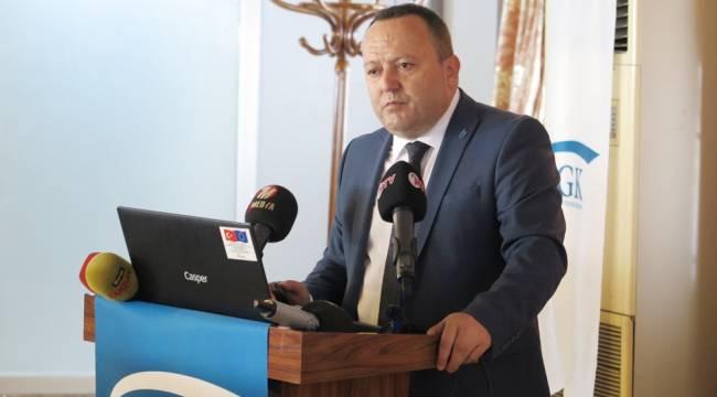 Kahramanmaraş SGK İl Müdürü Akbalaban'dan yapılandırma duyurusu