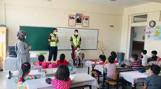 Kahramanmaraş'ta okul taşıtları denetlendi