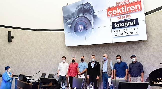 """""""Sevda Çektiren Maraş Fotoğraf Yarışması Ödül Töreni"""" gerçekleştirildi"""