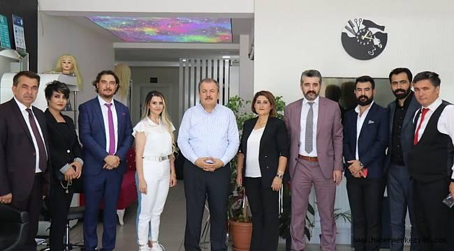 TBKGF Başkanı Bayram Karakaş: Esnafımıza nefes kredisi istiyoruz!