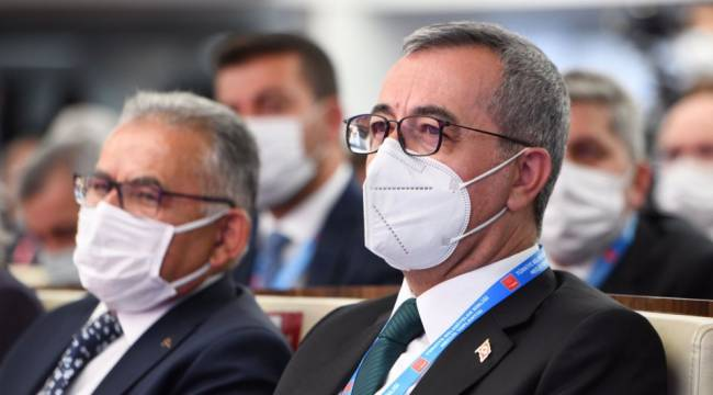 Başkan Güngör TBB Meclis Toplantısına Katıldı