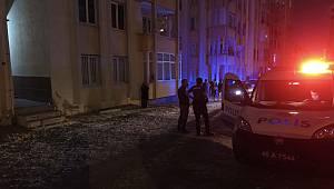 Kahramanmaraş'ta genç kız 5. kattan aşağı düştü