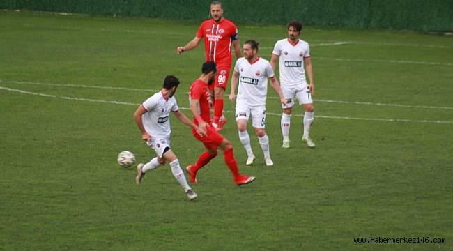 Kahramanmaraşspor deplasmanda 4-0 mağlup oldu