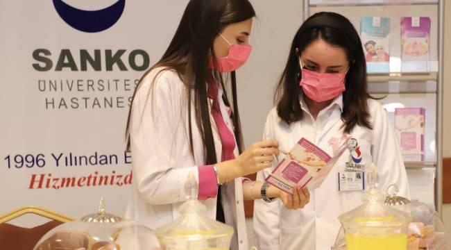 SANKO Üniversitesi Hastanesi'nde Etkinlik Düzenledi
