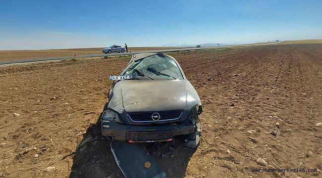 Trafik kazasında ağır yaralanmıştı hayatını kaybetti