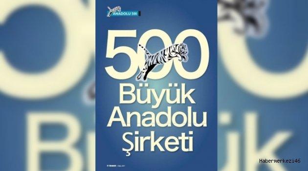 EKONOMİST ANADOLU 500'E SANKO DAMGASI