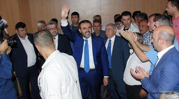 AK ONİKİŞUBAT'TA FIRAT GÖRGEL DEVAM DEDİ..