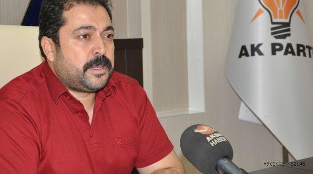 """""""AK PARTİ HER KESİME HİTAP EDİYOR"""""""