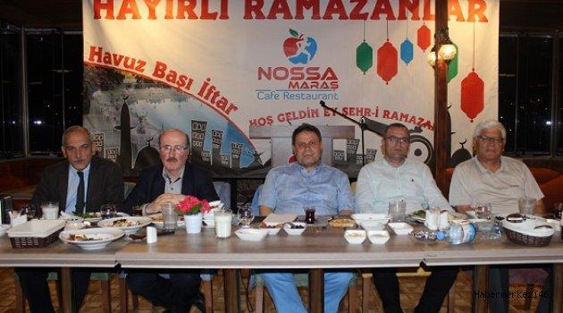 BASIN İFTAR'DA DERTLEŞTİ..